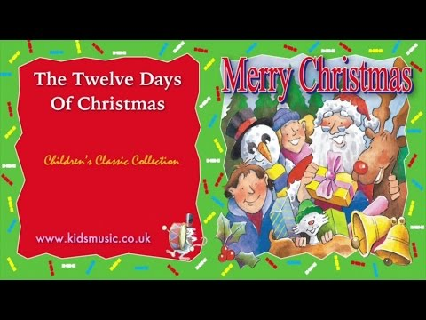 Kidzone - The Twelve Days Of Christmas