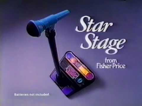 Fisher Price Star Stage