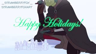 Happy Holidays Critical Role!