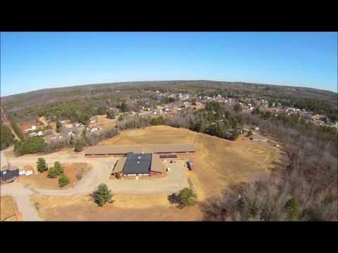 3/12/16 Massabesic High School/athletic fields.