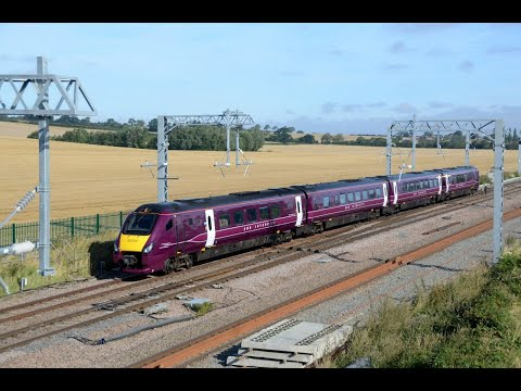 East Midlands Railway Meridians 2019   'The First Months'