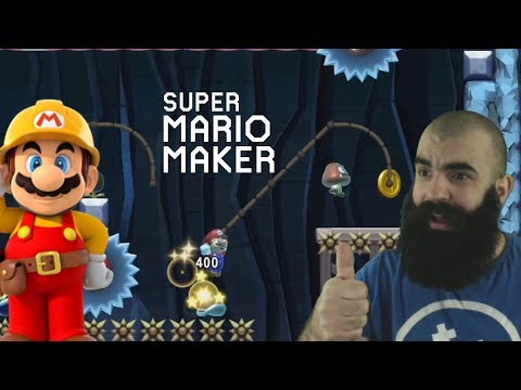 Super Creative Setups | PACO vs HaeFly [III] | Mario Maker Super Expert Levels