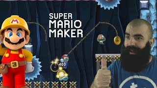 Super Creative Setups | PACO vs HaeFly [III] | Mario Maker Super Expert Levels