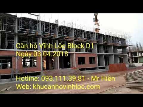 Căn hộ Vĩnh Lộc Block D1 ngày 03.04.2018