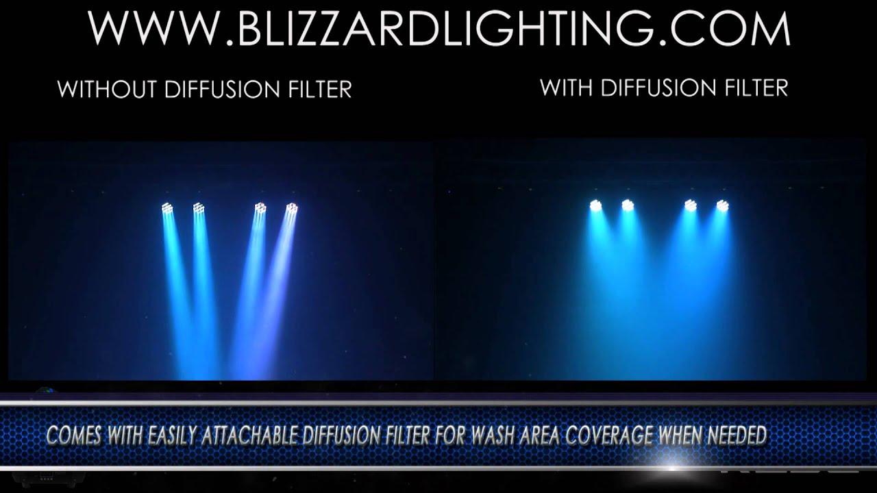 Blade RGBW™. Blizzard Lighting  sc 1 st  YouTube & Blade RGBW™ - YouTube azcodes.com