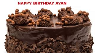 Ayan birthday wishes - Cakes - Happy Birthday AYAN