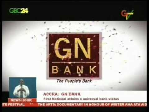 1st National Bank now GN Bank