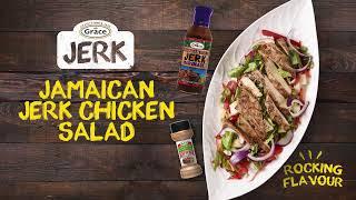 Jerk Chicken Salad