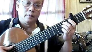 Tưởng Niệm (Trầm Tử Thiêng) - Guitar Cover by Hoàng Bảo Tuấn
