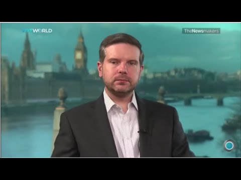 Refugees and Migration to Europe: Dr. Alan Mendoza on TRT World News @alanmendoza
