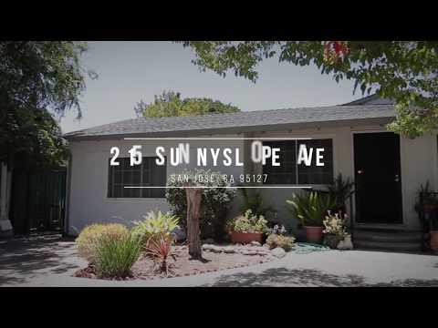 215 Sunnyslope Ave, San Jose