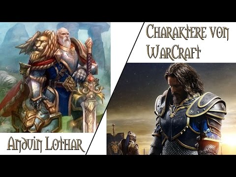 Charaktere Von Warcraft: Anduin Lothar