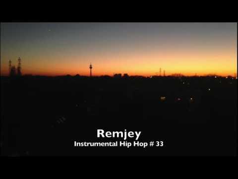 Remjey -Instrumental Hip Hop # 33 - 93 Bpm