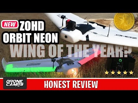 FPV WING OF THE YEAR? - ZOHD ORBIT NEON - REVIEW & FLIGHTS