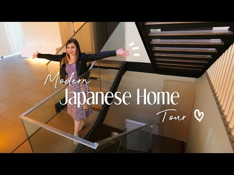 MODERN JAPANESE HOME TOUR 🏡 What $8M Gets you in Tokyo, Japan!