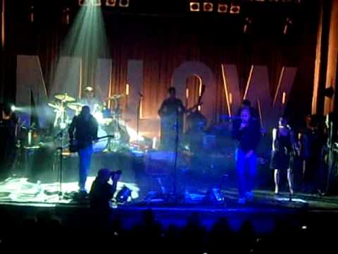 "03.02.10 Milow - Opening Song ""The Kingdom""// LIVE Hannover, Capitol"