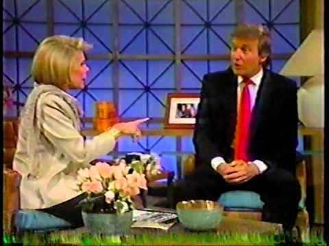 Donald Trump @ The Joan Rivers Show