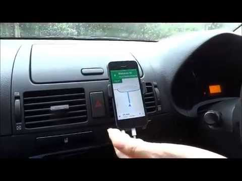 how to use car mount dual usb charger and audio aux cable. Black Bedroom Furniture Sets. Home Design Ideas