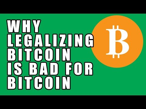 This Country in Asia Just LEGALIZED BITCOIN! Here's Why That's VERY BAD for Bitcoin