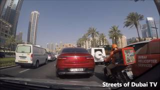 Dubai Downtown Boulevard Part 01