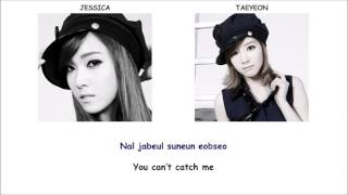 Mr. Taxi SNSD Lyrics [ENG+ROM]