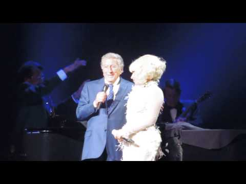 Tony Bennett & Lady Gaga - But beautiful - The Lady is a Tramp - Live @ Radio City - 6/19/15