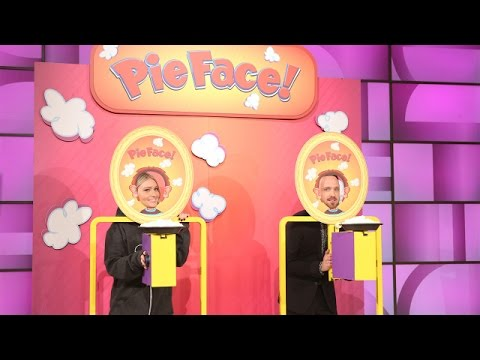 Pie Face with Aaron Paul