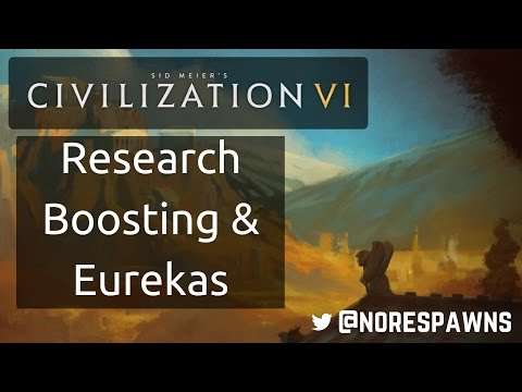 Civilization 6 Guide - Research Boosting Explained