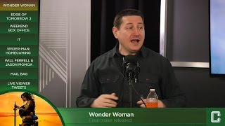 John Guarantees Wonder Woman 1st DCEU Movie To Hit 75%+ On Rotten Tomatoes