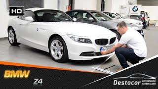 Автомобили из Германии, BMW Z4 Cabrio(Datakam. Айфон среди видеорегистраторов. Супер чёткая видеозапись. Самый инновационный регистратор - 22 уникаль..., 2015-08-18T21:22:28.000Z)