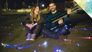 Making Led Street Art - Hard Science
