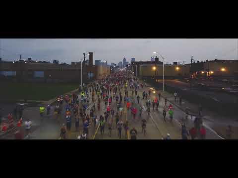 2017 Detroit Free Press Marathon