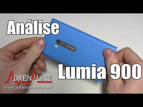 Análise do Nokia Lumia 900