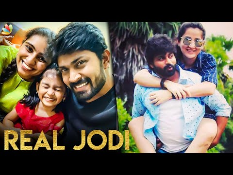 Vetri's real wife   Eeramana Rojave, Akila Pugazh, Vetri malar, Pavithra   Vijay Tv Tamil Serials