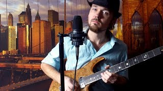 Краткий обзор моей гитары Lepsky Guitars Element 6 Caprice