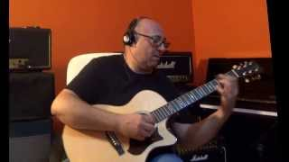 "Andrea Braido - plays ""West Coast Blues"""