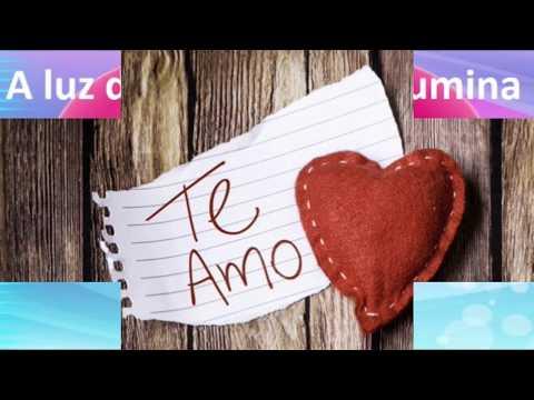 Vídeo Mensagem Isso é Amor 💕Meu grande Amor💕 Love Mensagem