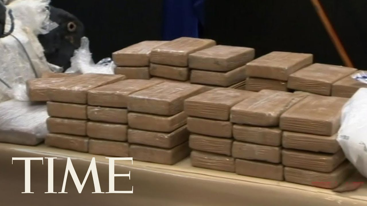 New Zealand Police Found A Record Amount Of Cocaine In A Banana Shipment | TIME
