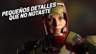 Pequeños Detalles Que No Notaste En El Nuevo Trailer De Avengers 4 Del Super Bowl