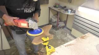 Surfboard Fin Build: Ultimate Craftsman Project VISSLA Gene Cooper