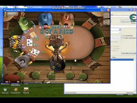 cheat engine 5.6.1 governor of poker 2 premium edition