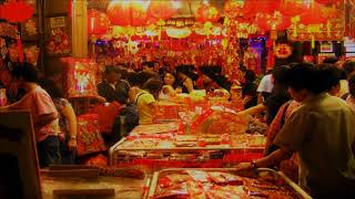 Happy Chinese Music Village Market