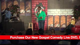 The Best of Gospel Comedy Live