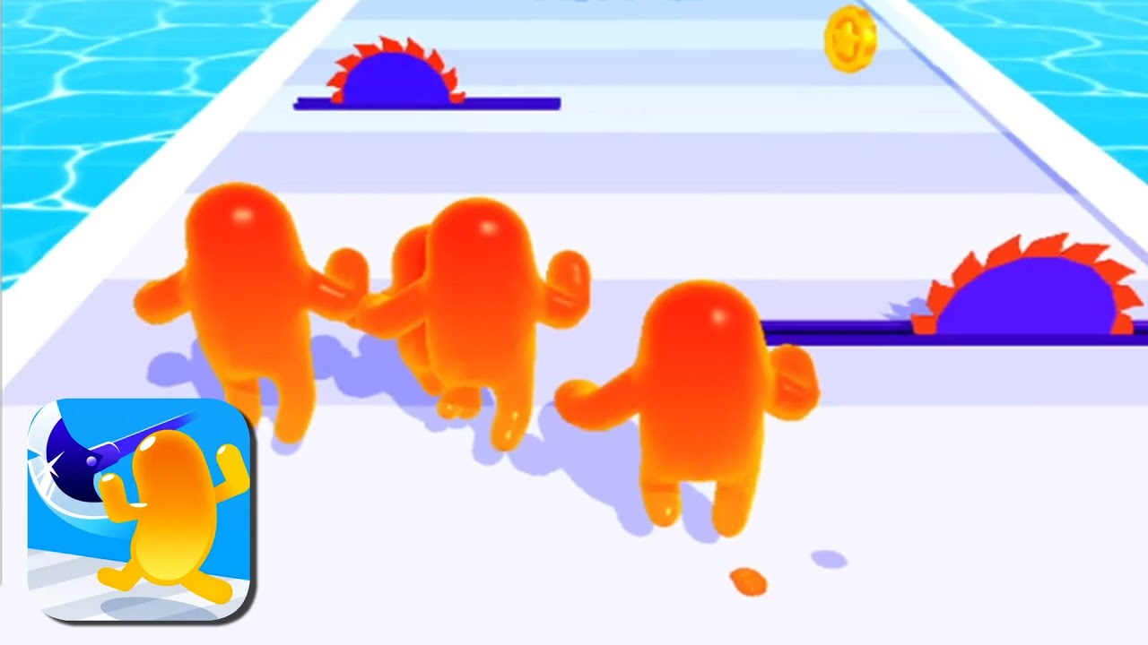 JOIN BLOB CLASH 3D All Levels Road (iOs, Android) Gameplay | Lvl 18-32