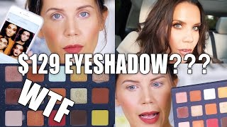 $129 EYESHADOW ...  WTF | First Impressions