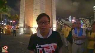 04JUNE2014黄毓民認為自己不是中國人