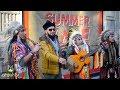 Candan Reis ile Çile Bülbülüm, Kızılderili Komik Versiyonu. Apaçi Dansı! Ahsen Tv