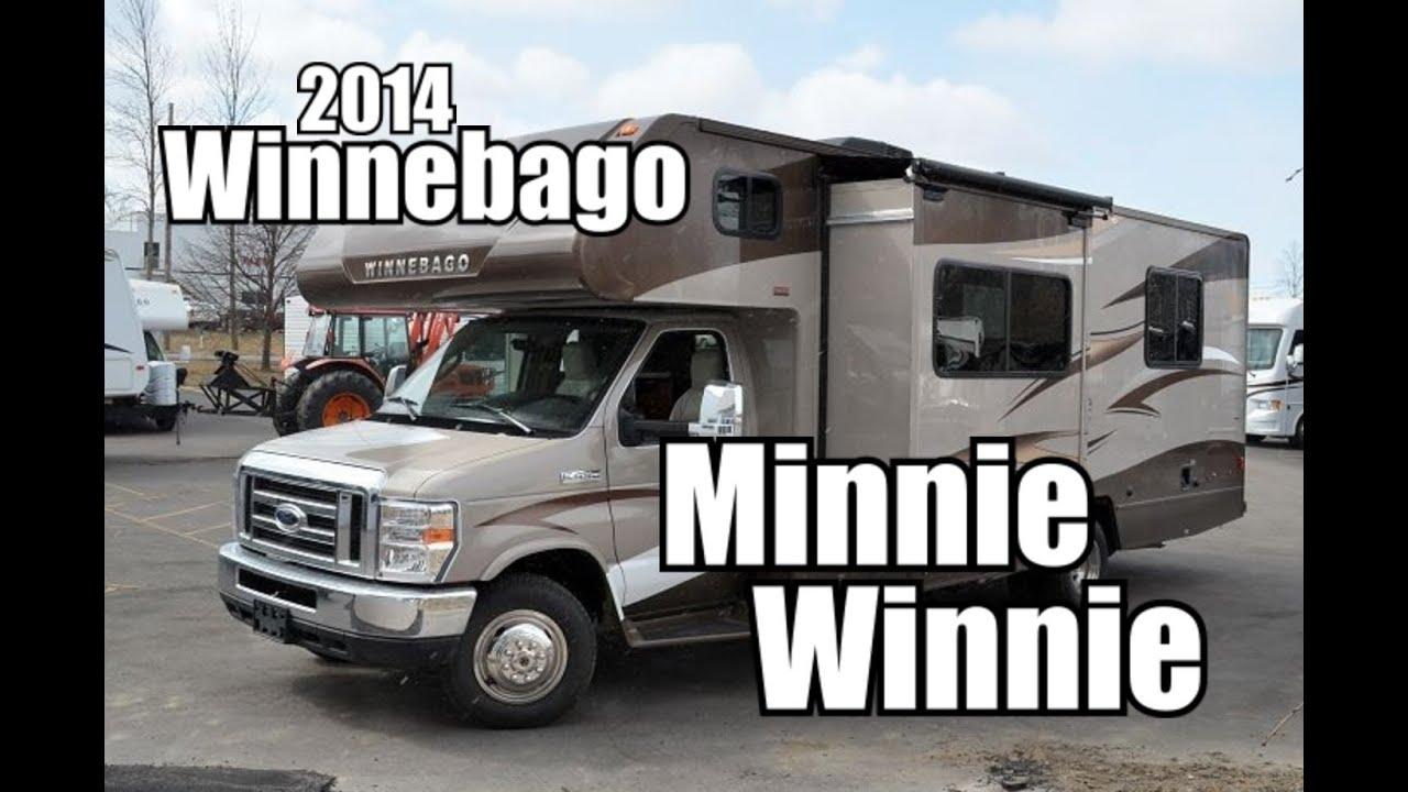 Small class c rv models quotes - 2014 Winnebago Minnie Winnie 27qp Class C Motorhome