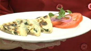 Spinach & Feta Gozleme : Interesting Recipes