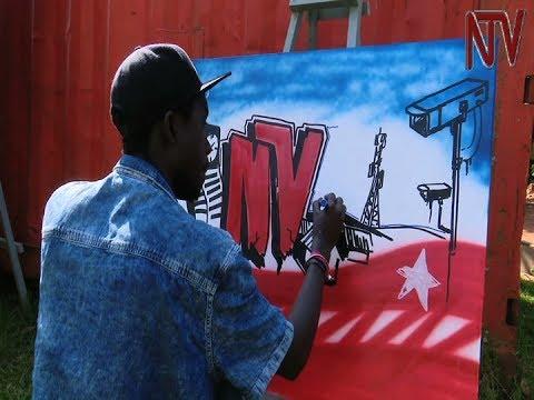 Promoting the arts: NTV Uganda and Turkish embassy launch graffiti contest